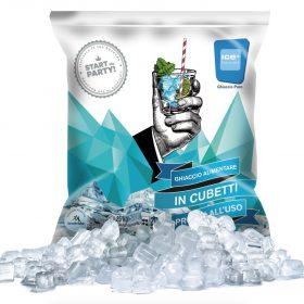 fornitura ghiaccio alimentare bari